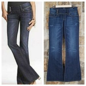 ReRock 8 29 For Express Flare Jeans